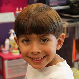 Boys Classic Haircut