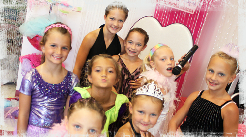 Makeover Spa Parties for Girls